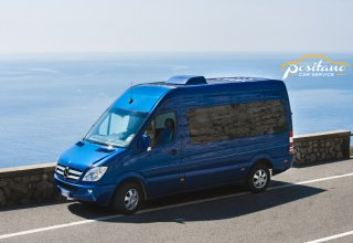 luxury transfer amalfi