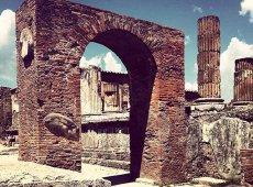 Old Ruin Pompei | Positano Car Service