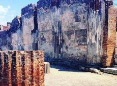 Fresco in Pompei | Positano Car Service