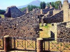 Pompei Ruins | Positano Car Service