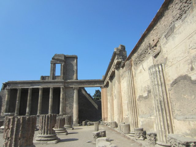 sanctuary of Pompei