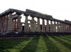 Temple of Poseidon Paestum | Positano Car Service