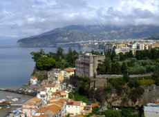 View of Positano | Positano Car Service
