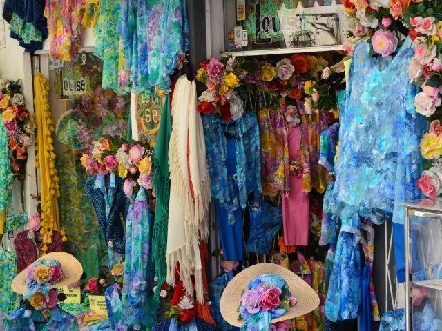boutique in positano