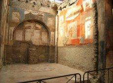 Mosaics in Ercolano | Positano Car Service