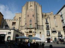 San Domenico Maggiore Square | Positano Car Service