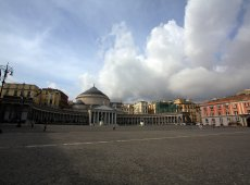 Plebiscito Square Naples | Positano Car Service
