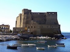 Castel dell'Ovo Naples | Positano Car Service
