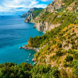 walking tours along amalfi coast