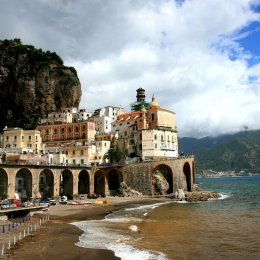 Four Amalfi Coast Towns To See