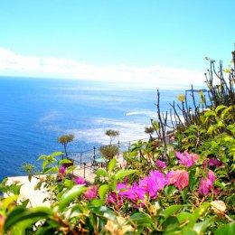 amalfi coast in spring