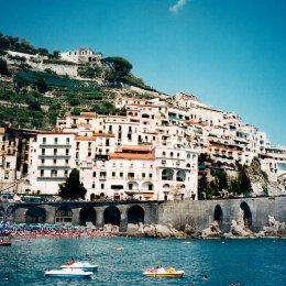 brief history of amalfi coast