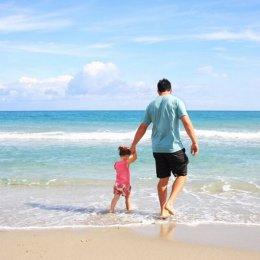 family vacation positano