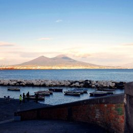 how can i get from naples cruise port to positano