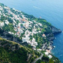 amalfi coast towns