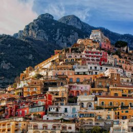 car service from naples to positano
