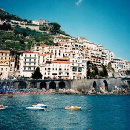 brief history of amalfi coast